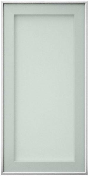 Hanssem: Glass Concealed Aluminum Glass Door