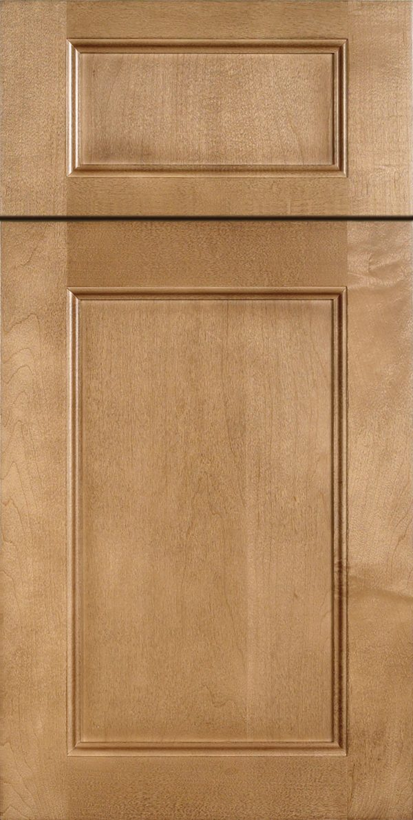 Wood: Breckenridge Maple Caramel Flat