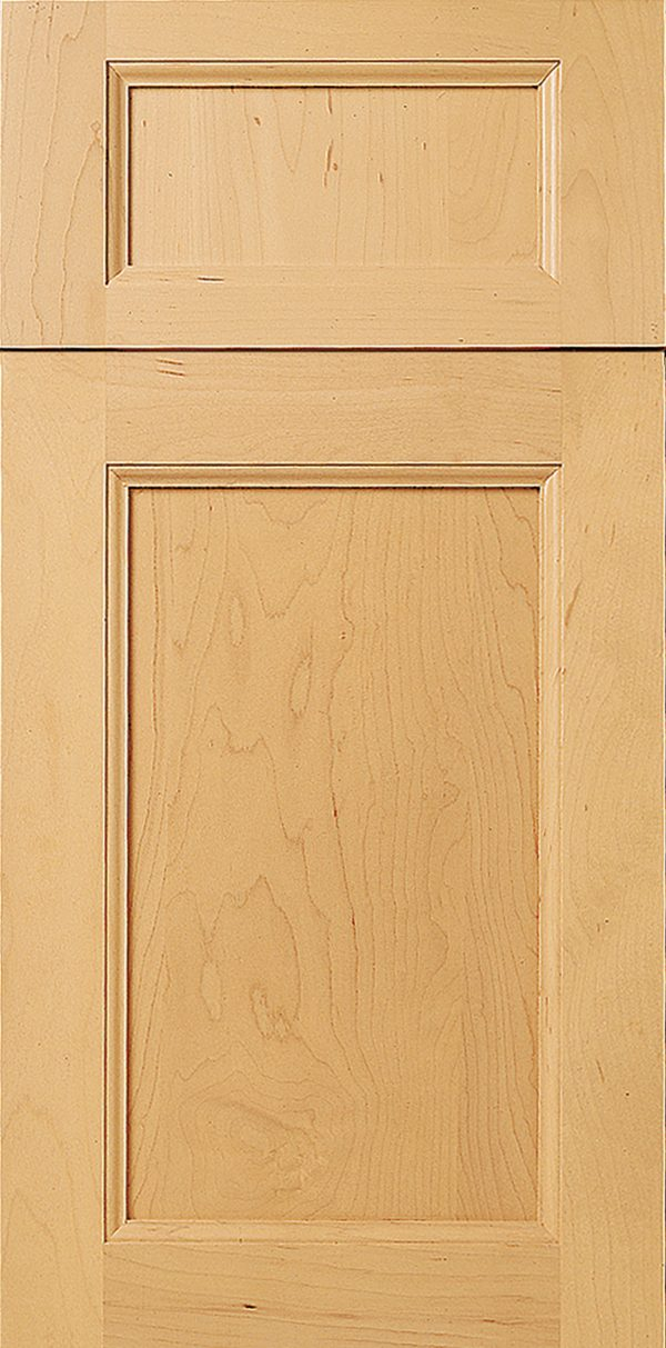 Wood: Breckenridge Maple Natural Flat