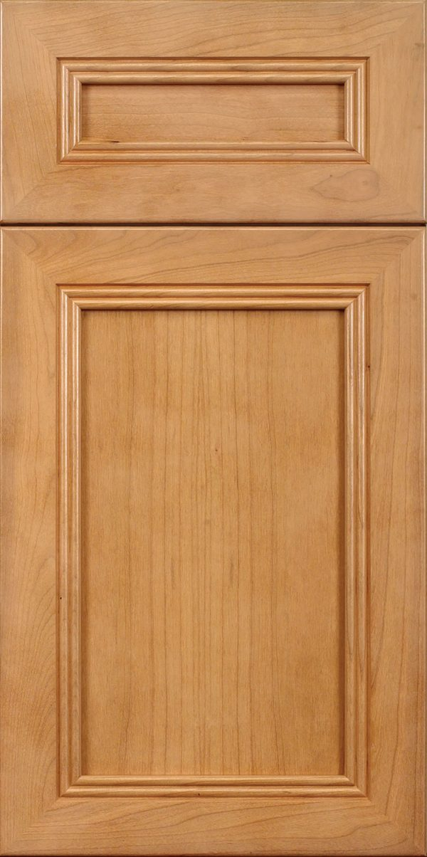 Wood: Dennison 5pc Cherry Golden Flat