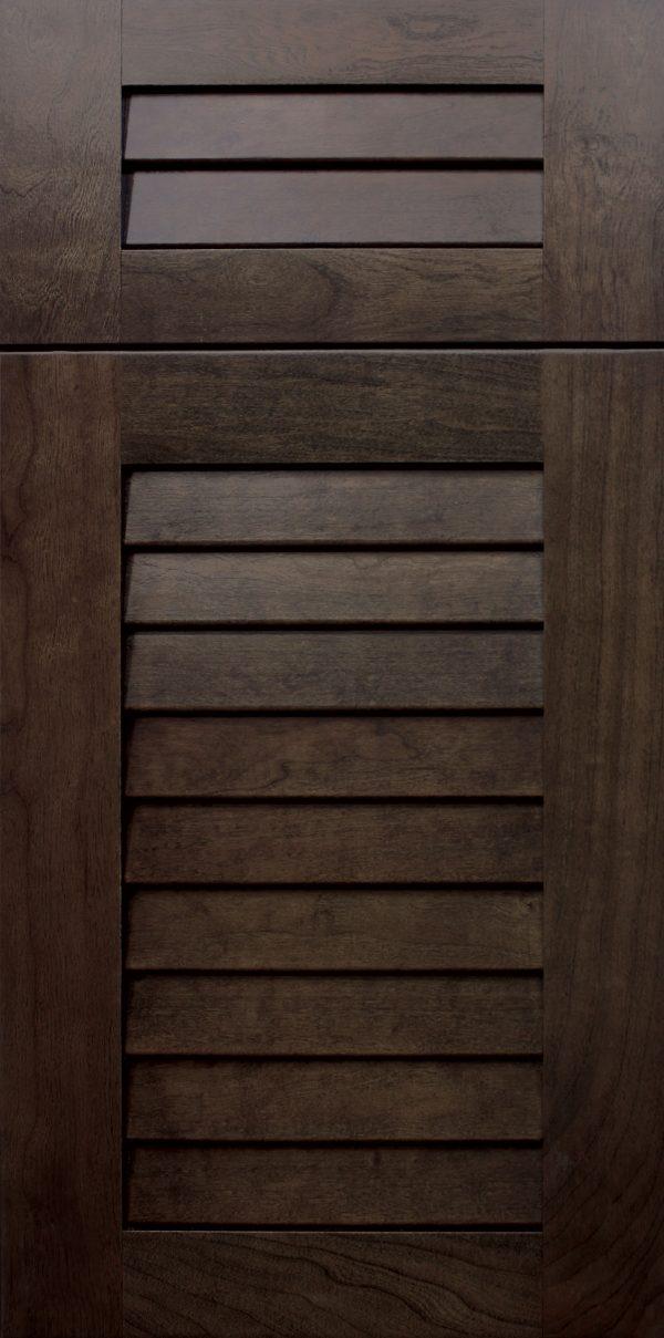 Wood: Kiawah Cherry Peppercorn Flat