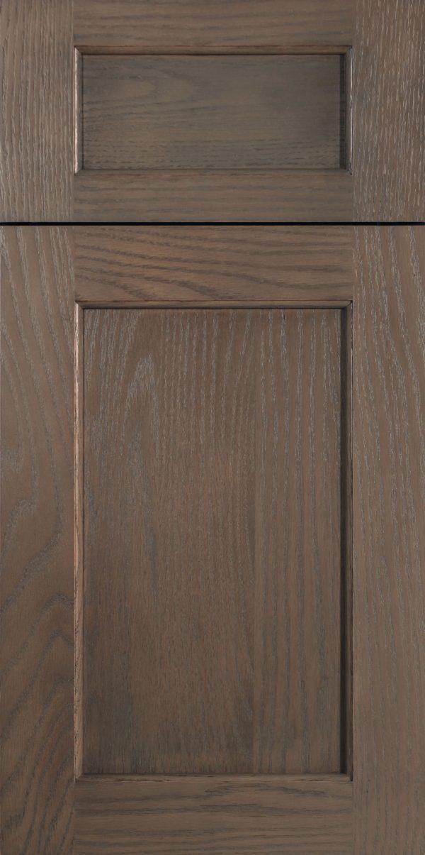 Wood: Rockford 5pc Oak Storm Grey Flat