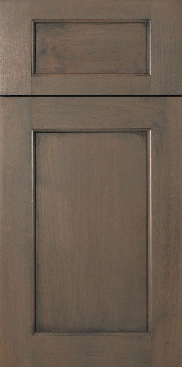 Wood: Sagamore 5pc Alder Storm Grey Flat