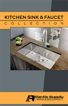 View Our Kitchen Sink and Faucet Collection Brochure