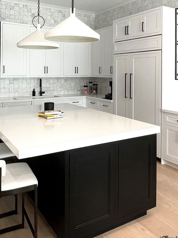 Manhattan Living with Inset Cabinets 3