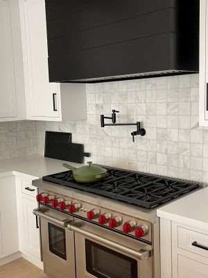 Manhattan Living with Inset Cabinets 7